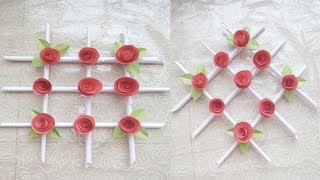 Wall Hanging||Paper Wall Hanging - Video Youtube