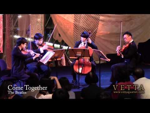 Song List – String Quartet / Ensemble – VETTA Singapore