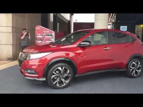 2019 Honda HR-V RS & Hybrid Walkaround | EvoMalaysia.com
