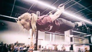 Street Workout Hardest Women Melanie Driessen