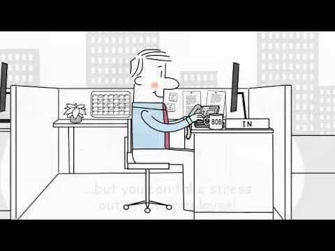 Bob and The Dolly Lammy: Dealing with stress at work