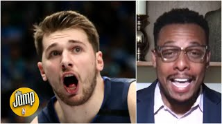Luka Doncic is THE most talented player in the NBA right now - Paul Pierce   The Jump
