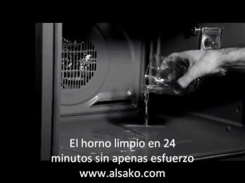 Horno teka. Hydroclean Limpieza  hornos  teka http:// www alsako com