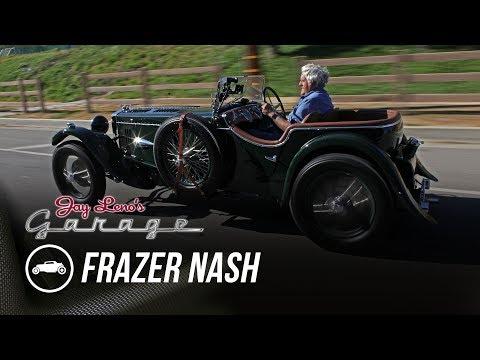 1934 Frazer Nash – Jay Leno's Garage