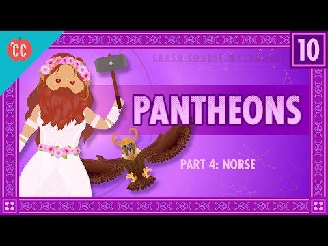 Severský panteon - Světová mytologie