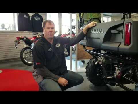 2019 Honda Pioneer 700-4 Deluxe in Delano, Minnesota - Video 1