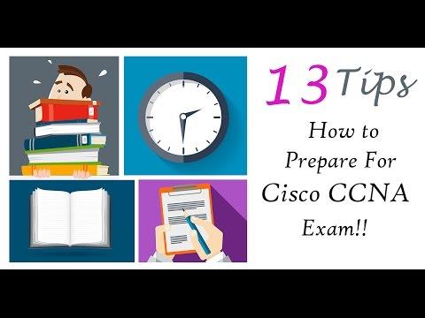 Cisco CCNA Training video : How to Prepare and Pass Cisco Exam ...