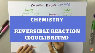Chemistry - Reversible Reaction (Equilibrium)