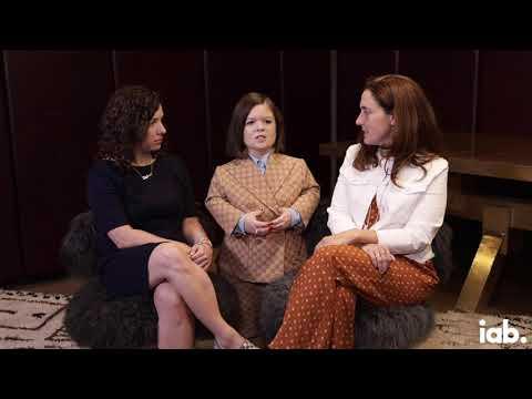 Sinéad Burke and Lemonada Media Co-Founders @ IAB NewFronts West