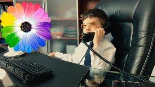 Денис и Цветик Семицветик из мультика для детей! For kids children | DenLion TV
