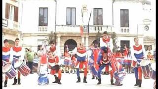 preview picture of video 'Sbandieratori di Grumo Appula'