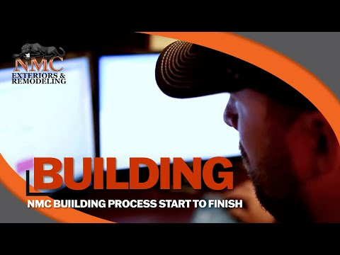 Tom Gustafson and Luke Conzet, NMC Production Managers, explain the building process from start to finish.