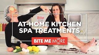 LIFE HACK- Homemade Spa Treatments