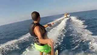 preview picture of video 'Sci nautico GoPro Scilla 2014'