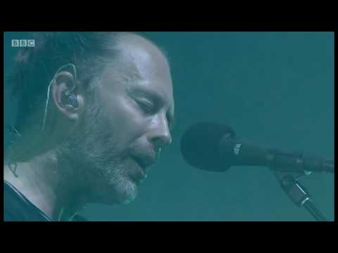 Radiohead Bloom Glastonbury 2017