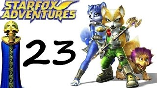 Star Fox Adventures - Walkthrough - Part 23 - The Test of Knowledge! - Video Youtube