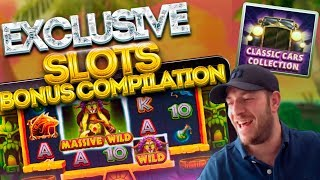 Sunday Slots Bonus Compilation Inc. The Flash, Scudamore Stakes, Shaman Spins And More....