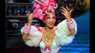 "Carmen Miranda - ""I'm Just Wild About Harry"""
