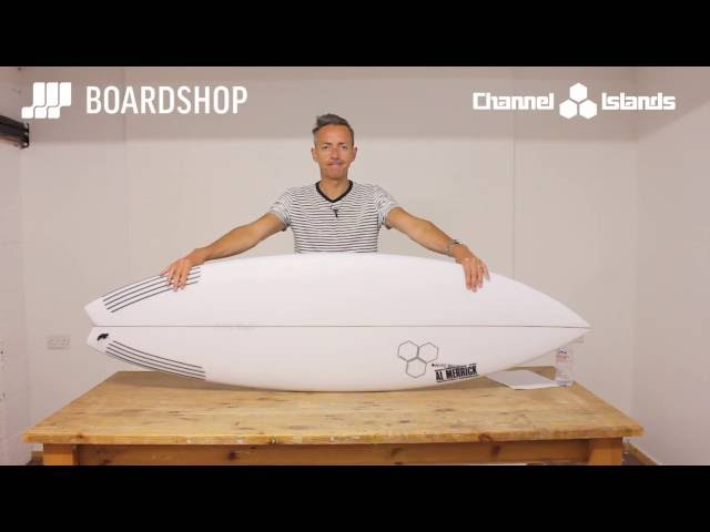 Channel Islands Rocket 9 Surfboard Review