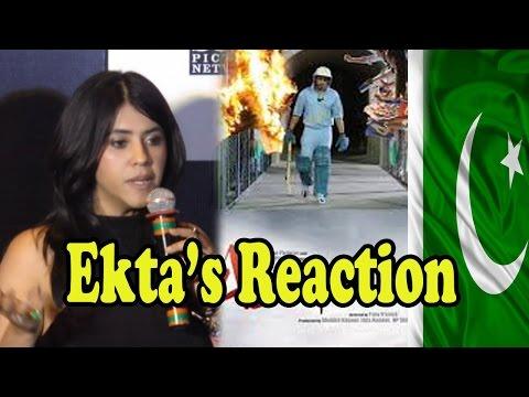 Ekta Kapoor's Reaction On Emraan Hashmi's Azha
