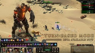 Deadfire - Turn-Based Mode Comes to Deadfire!