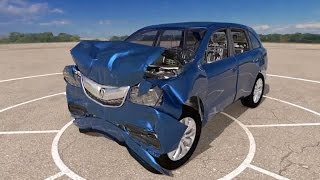 Car Tech 101: What is virtual crash testing? (On Cars)