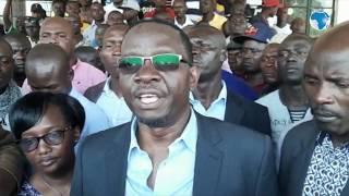 Speaker Oloo tells off MCAs demanding him to recuse