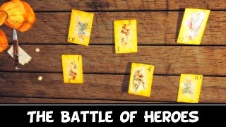 Skyrim mod: Minigame Mod - The Battle of Heroes Pt-Br