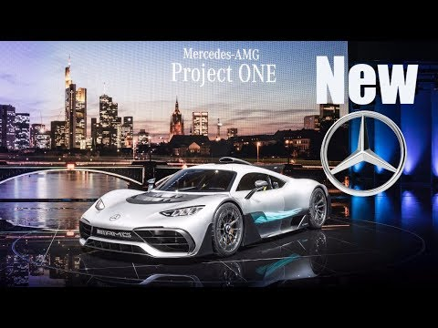 Mercedes AMG Project ONE: F1 Technology For The Road-Ready To Fight Porsche 918 Spyder