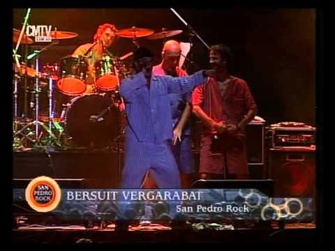 Bersuit Vergarabat video La petisita culona - San Pedro Rock I - 2003
