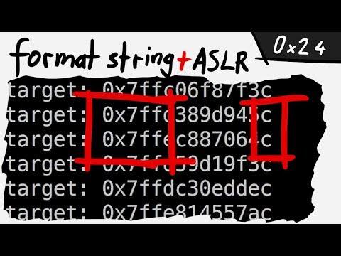 Format String Attacks