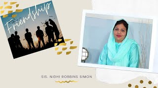 Friendship by Nidhi Robbins Simon