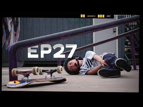 The Claw Machine - EP27 - Camp Woodward Season 9