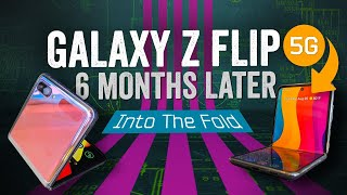 Samsung Galaxy Z Flip 5G: 6 Months Later, Barely A Scratch Long-Term Review