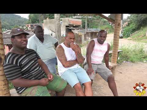 Repórter Favela na resenha com os Manos da Favela do Brancos do Morro do Xuxu