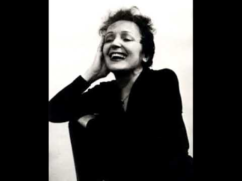 Edith Piaf   Hymne L'Amour If You Love Me, Really Love Me