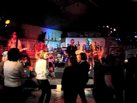 Touch of Rust performing Rock & Roll at Trappers Nov 2011.MPG