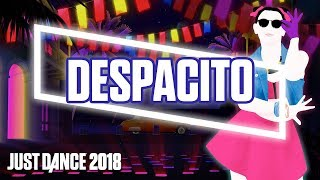 DESPACITO DE LUIS FONSI Y DADDY YANKEE, SE UNE AL TRACKLIST DE JUST DANCE 2018 !!