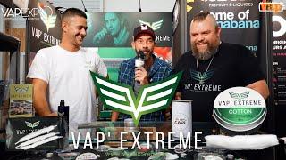 VAP'EXTREME : Le coton de l'extreme !