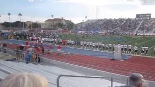 SFU v Texas A&M - Kingsville - Javelina's team intro
