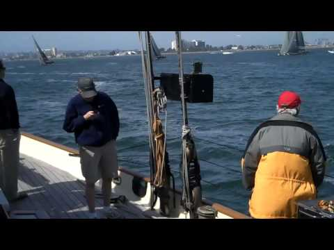 America' Hospitality Suite RC44 San Diego Yacht Races Video