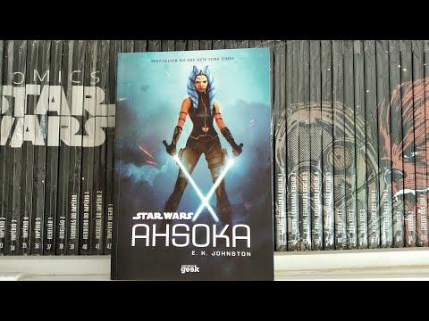 Star Wars: Ahsoka - Desafio 36500 páginas 2021