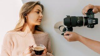 #STAYHOME Photography Challenge | Indoor Portrait Ideas