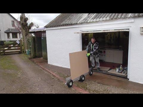 All Terrain Board Trolley