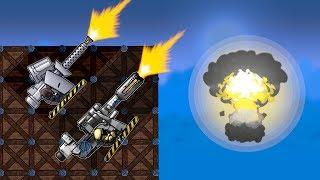 Unexpected Firepower! (Random Lobby) - Forts RTS [153]