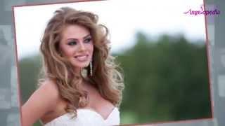Silvia Prochadzkova from Slovakia  - Miss Universe 2014 Top 20 Favourites