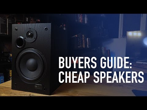 Buyers Guide: Best Speakers For Under $100 Mp3