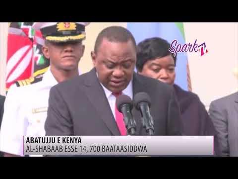 Abantu 14 bebatiddwa abatujju e Kenya, abasukka mu 200 ne bataasibwa