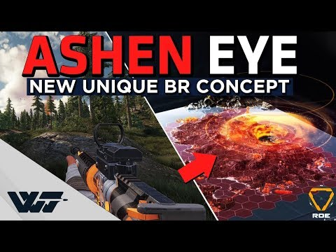 ASHEN EYE - A BATTLE ROYALE MODE - You never tried before - Ring of Elysium