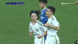 Final: Resumen Sevilla FC vs Real Madrid (3-5) LaLiga Promises Abu Dhabi 2019